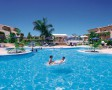 Beautiful pool in the Jardin del Conde