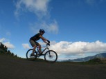 Excellent cycle trails on the island of La Gomera