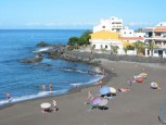Playa de Valle Gran Rey on La Gomera