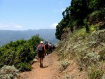 Hiking & Trekking on the green island of La Gomera