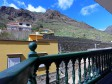 Balcony of the Apartamentos Ana Rosa in the Valle Gran Rey