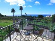 Wonderful ocean view from the terrace at the Casa Las Malecitas on La Gomera